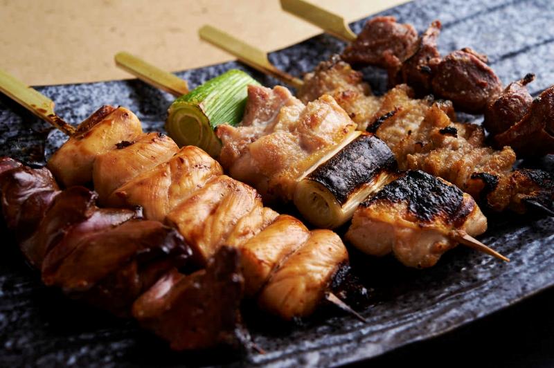 【とりいちず 新横浜JEMS店】の宴会コース