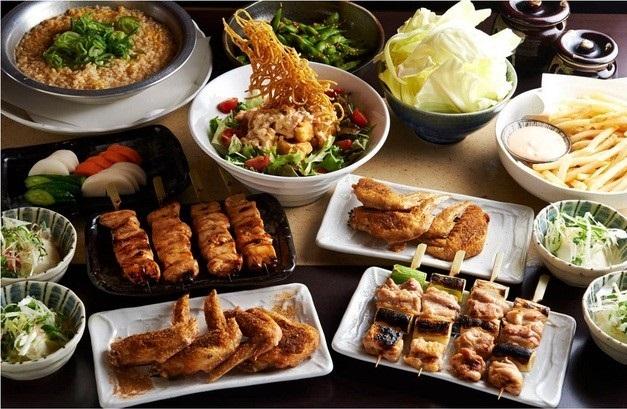 とりいちず 新横浜JEMS店の食べ飲み放題コース